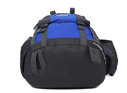 Amazon.com : ZMEETY Mochila Táctica Impermeable de Moda 50L para Excursionismo Montañismo Senderismo y viaje al aire Libre Macuto Militar de alta calidad ...