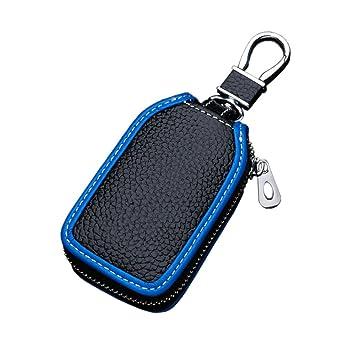 Funda universal para llaves de coche con monedero, de piel ...