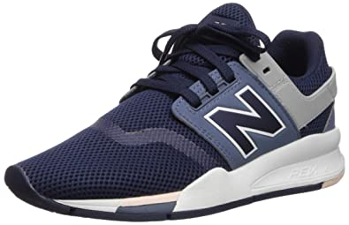 25efe3b62f50b New Balance Damen 247v2 Sneaker Smoke Blue White One Size  Amazon.de ...