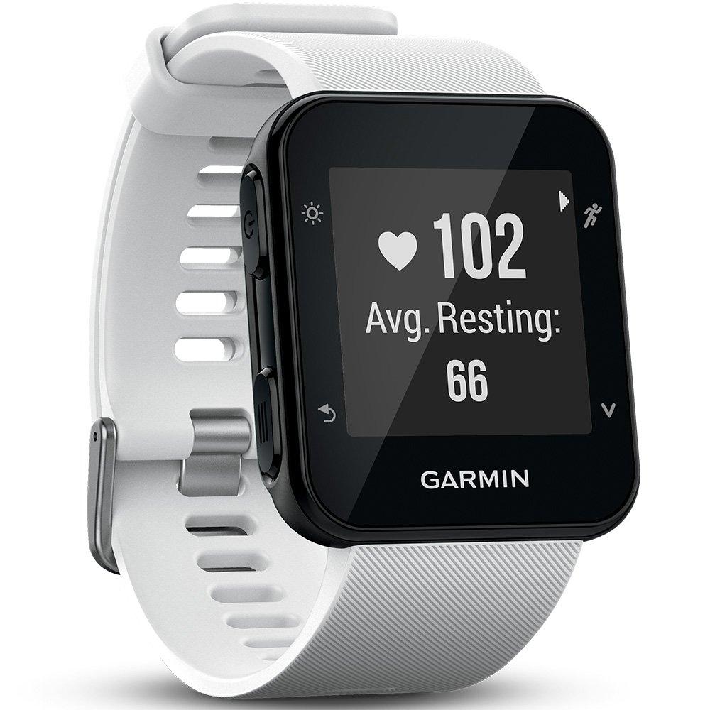 Garmin Forerunner 35 Watch, White - International Version - US warranty by Garmin (Image #1)