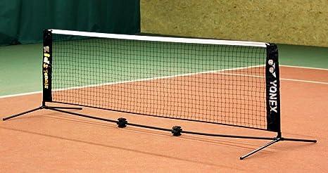Yonex Ac334ex Badminton Portable Net Amazon Co Uk Sports Outdoors
