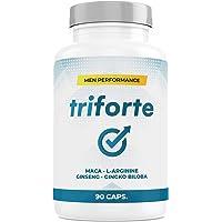 TRIFORTE Men Performance   Testosterona + Potencia