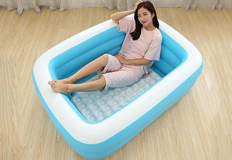 Vasca Da Bagno Bambini : Piscina per bambini pieghevole per bambini vasca da bagno piscina