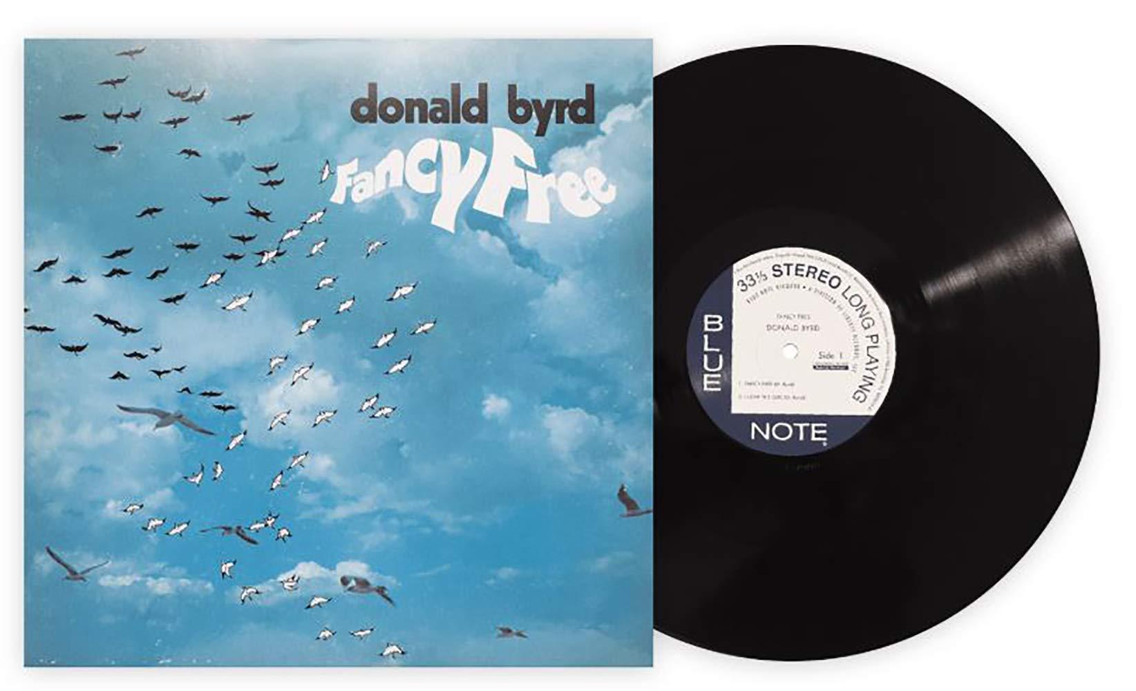 Donald Byrd - Fancy Free (180g Black Vinyl Edition) by Blue Note