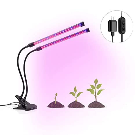 Clearance Sale Tekhome 36 Led Grow Lights Plant Grow Lights Indoor Led Grow Lights For Indoor Plants Led Plant Grow Lights Led Grow Lamp