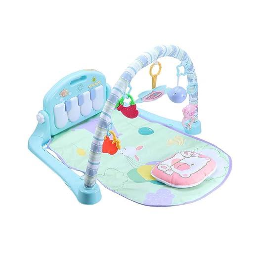STOBOK Baby Play Gym Activity Mat calzar y Tocar el Piano ...