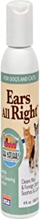 product image for Ark Naturals Ears All Right, Gentle Ear Cleaning Lotion for All Pets - 4 fl oz