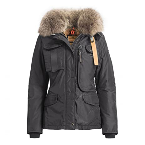 Parajumpers Denali Womens Jacket - Medium/Anthracite