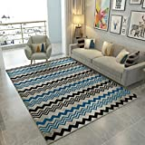 Area Rugs for Living Room Bedroom Non-Slip Carpet , E , 140200cm