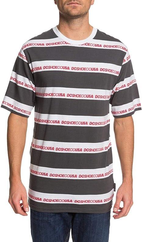 DC Shoes Middlegate - Camiseta para Hombre EDYKT03489: Amazon ...