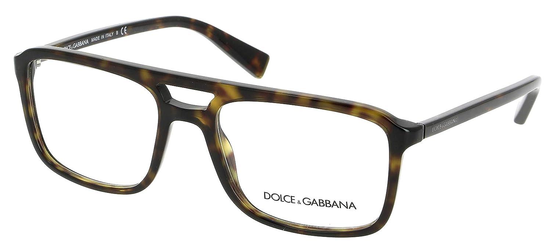 84fa6a47633 Amazon.com  Eyeglasses Dolce  amp  Gabbana DG 3267 502 HAVANA  Clothing