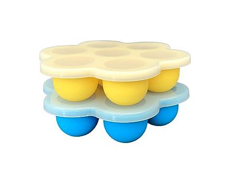 Amazon.com: Paquete de 2 picaduras de huevos de silicona ...