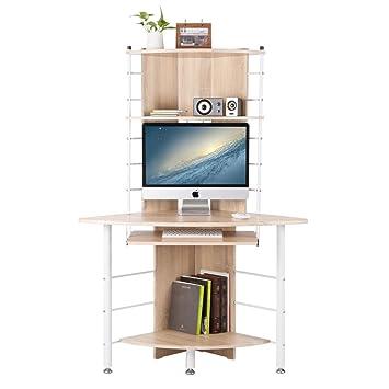 Genérico e Worksta Mesa hogar le Oficina Ordenador portátil PC ...