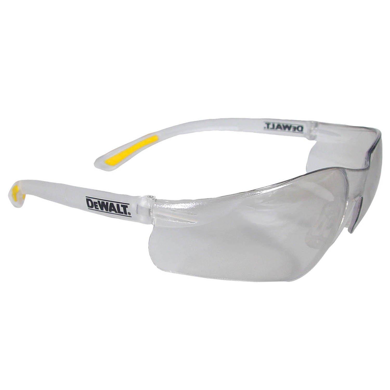 Dewalt DPG52-9C Contractor Pro Indoor/Outdoor High Performance Lightweight Protective Safety Glasses