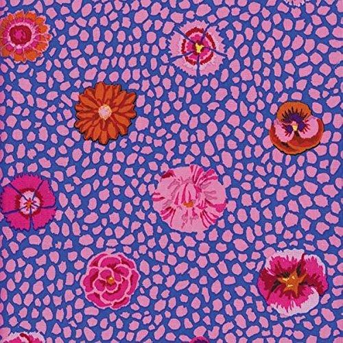 Kaffe Fassett Perennials Pink Guinea Flower