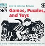 Games, Puzzles and Toys, Megan Stine, 0836809572