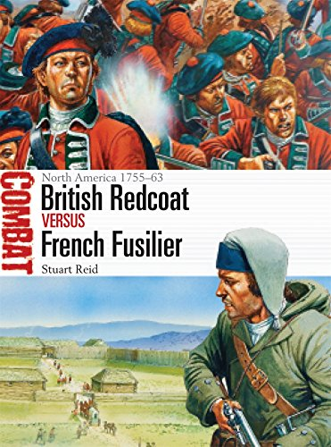 British Redcoat vs French Fusilier: North America 1755-63 (Combat)]()