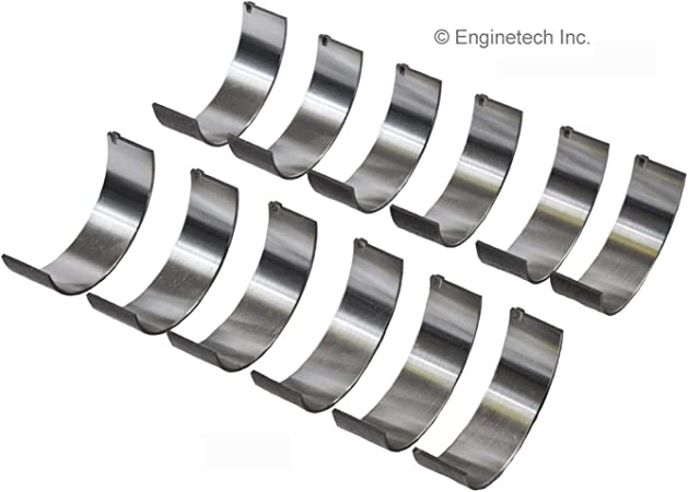 Enginetech BC317JSTD Main Bearings GM 3.3L 200 3.8L 229 4.3L 262