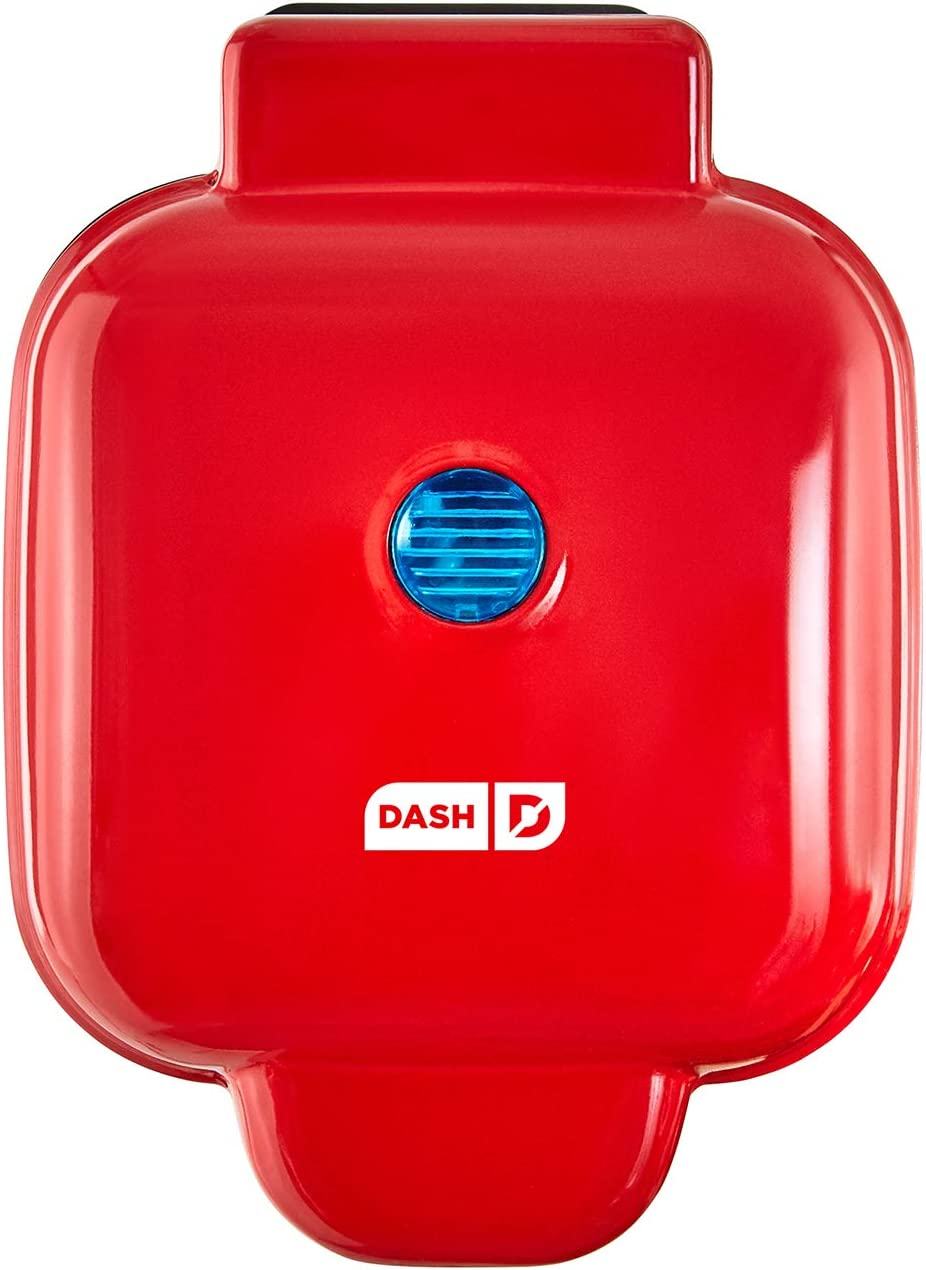 Dash Egg Bite Maker, Red