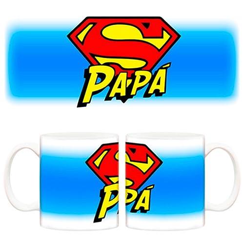 Taza de desayuno Super papá