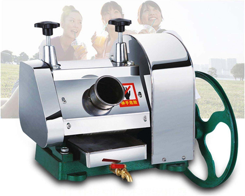 YUYAO Manual Sugar Cane juicer Sugarcane juicing Press Machine Juice Extractor