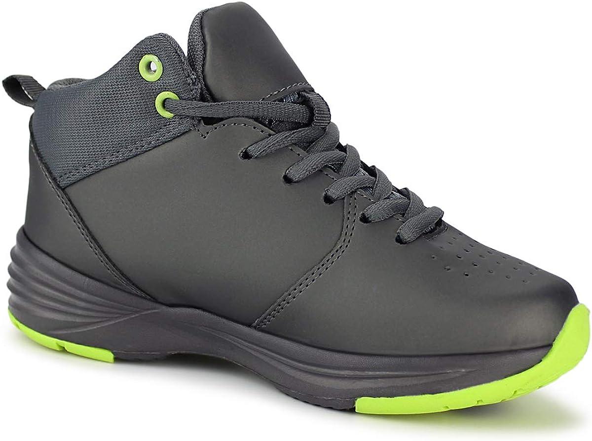 Hawkwell Kids Casual Outdoor Basketball Shoes Little Kid//Big Kid