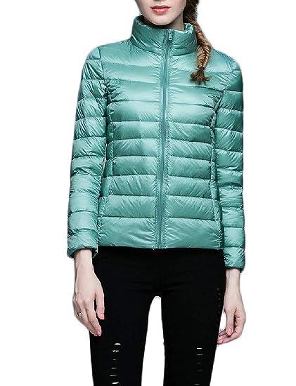 Andopa Invierno corto de lana salvaje ligera por la chaqueta ...