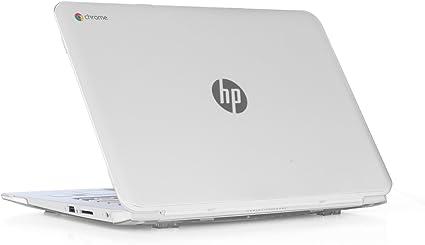 "Hard Shell Case For 14/"" Hp Chromebook 14 G2 Series Laptops Aqua Foldable Feet"