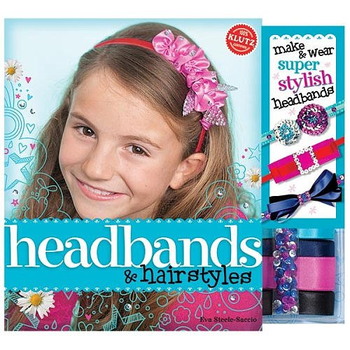 Headbands and Hairstyles How-to-Book (Hairstyles How To)