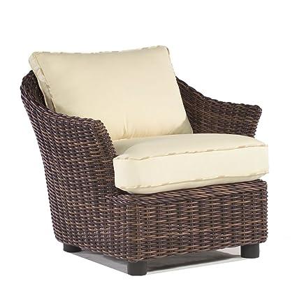 Whitecraft by Woodard Sonoma Wicker Lounge Chair - Amazon.com : Whitecraft By Woodard Sonoma Wicker Lounge Chair