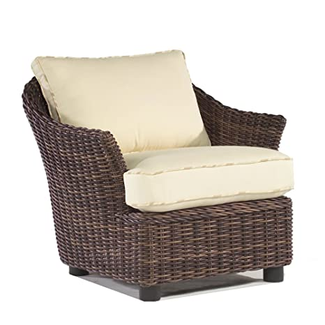 Image Unavailable - Amazon.com : Whitecraft By Woodard Sonoma Wicker Lounge Chair