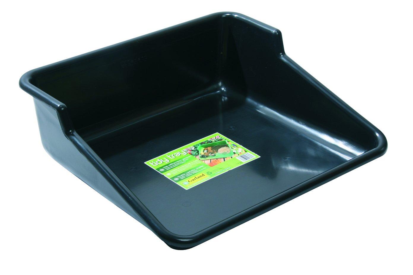 Tierra Garden GP48B Tidy Potting Tray, Black by Tierra Garden