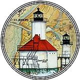 St. Joseph N Pier Absorbent Coasters