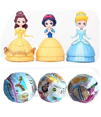 Amazon.com: LVCL Ltd 3 piezas / lote de 3 muñecas de ...