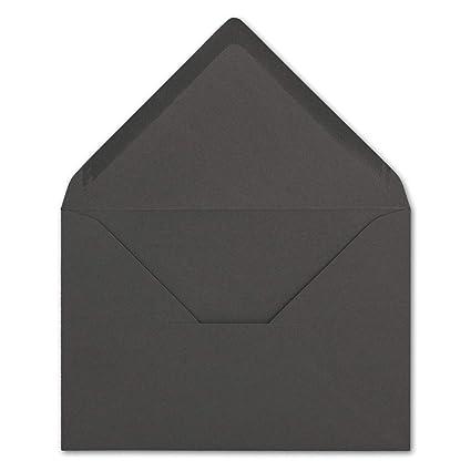 100 Briefumschl/äge DIN C6 Creme Colours-4-you Umschl/äge ohne Fenster Kuvert mit 100 g//m/² Nassklebung spitze Klappe 11,4 x 16,2 cm