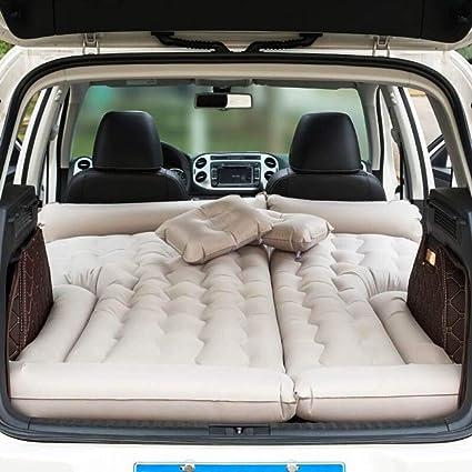 Amazon.com: Colchón inflable para coche de Patnick, asiento ...