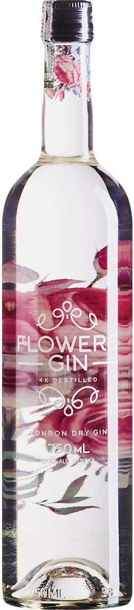Gin Flowers 750Ml