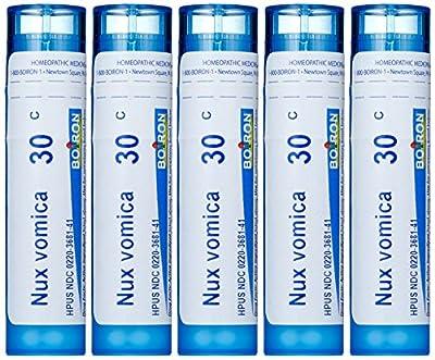 Boiron Homeopathic Medicine Nux Vomica