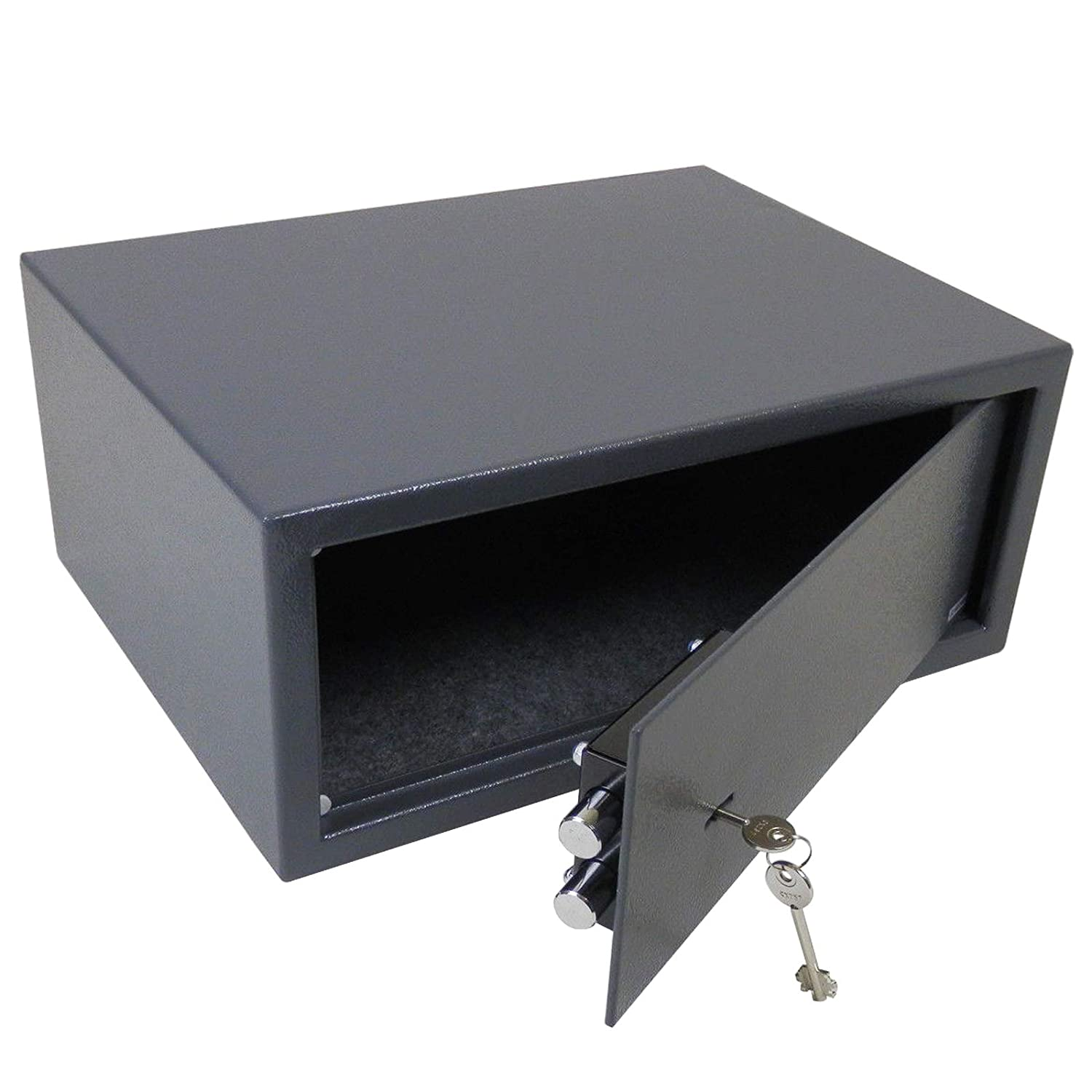 Dirty Pro Tools/™ Ammo Steel Safe with 7 Lever Key Lock Large Laptop Safe *New Size 480MM Wide Office