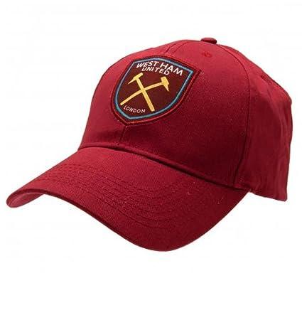 35bea2a73c3c West Ham United F.C. Cap CP Official Merchandise  Amazon.co.uk ...