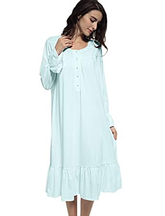 Long Sleep Dress