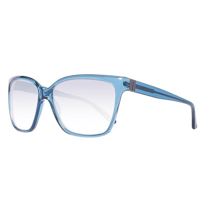 6ffdd582e5 Gant Sonnenbrille GA8027 5890C Gafas de Sol, Azul (Blau), 58 para Mujer:  Amazon.es: Ropa y accesorios
