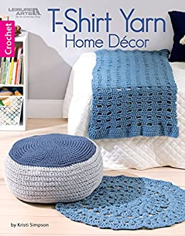 T Shirt Yarn Home Decor Projects ebook product image