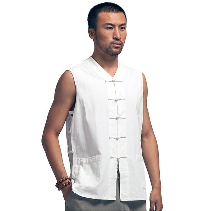 Amazon.com: fangner de los hombres Chino Estilo Tradicional ...