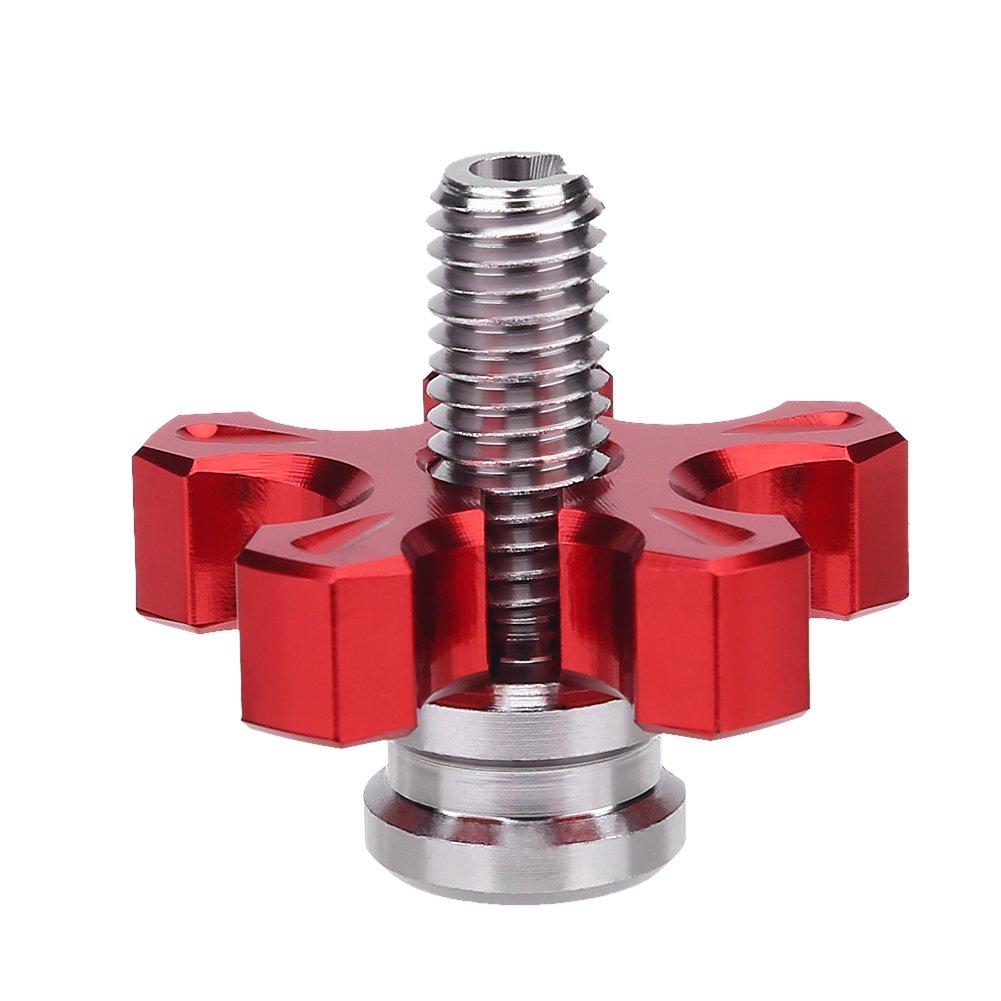 moto universale in alluminio cavo frizione vite di regolazione Motociclo frizione leva del freno vite frizione cavo regolatore