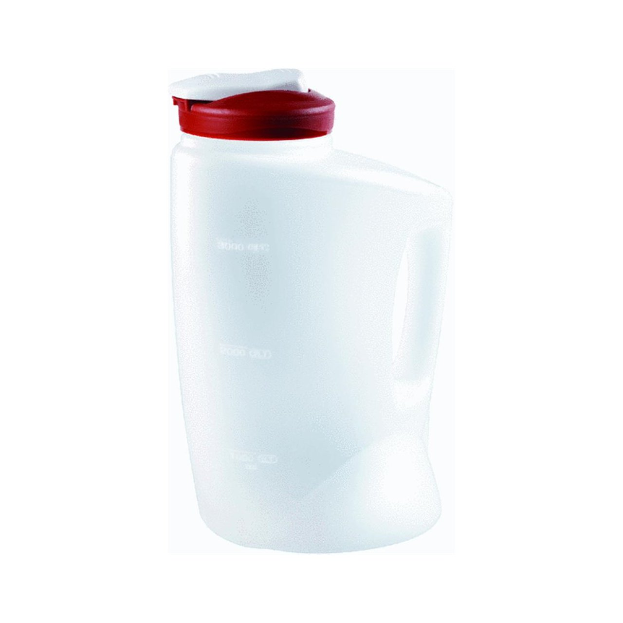 Rubbermaid 7E60 1-Gallon Pitcher (Red) 1776502