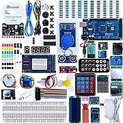 Amazon #DealOfTheDay: Elegoo Mega 2560 Project The Most Complete Ultimate Starter Kit w/TUTORIAL for Arduino Mega2560 UNO Nano