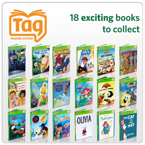 Leapfrog Tag Activity Storybook Star Wars: The Clone Wars: Rescue In The Sky by LeapFrog (Image #6)