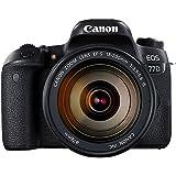 【佳能Canon专卖店】Canon/佳能 EOS 77D 套机 单反数码相机 (搭配镜头: EF-S 18-200mm IS)