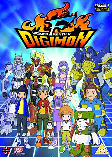 Digimon Frontier (Digital Monsters Season 4) [DVD] ()
